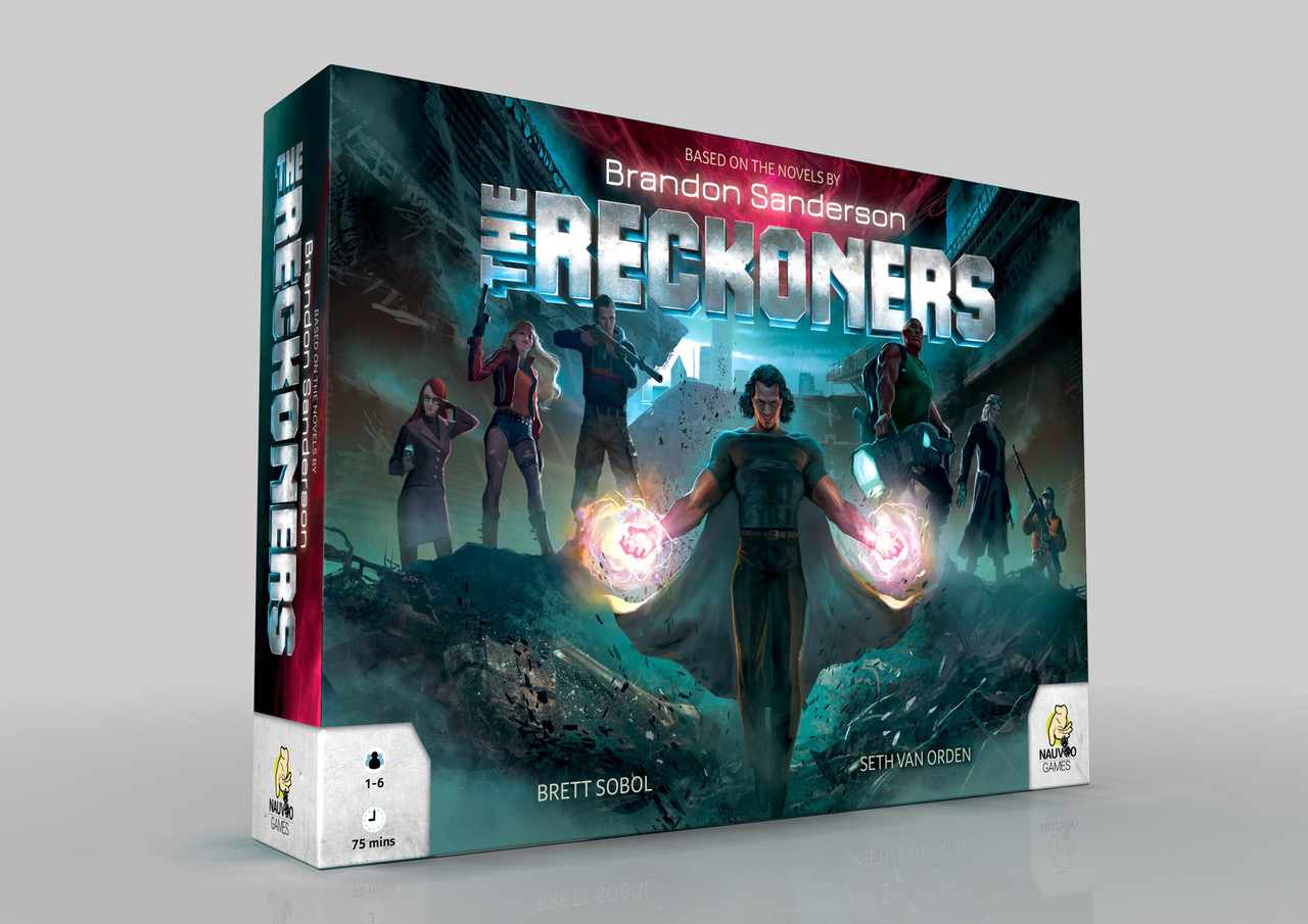 Reckoners Cover